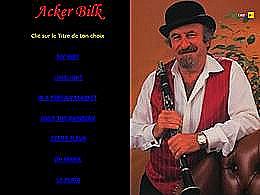 diaporama pps Acker Bilk II