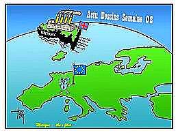 diaporama pps Actu dessins semaine 08