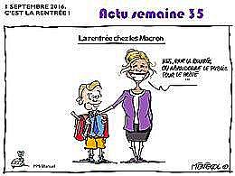 diaporama pps Actu semaine 35