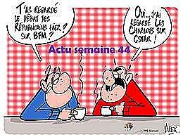diaporama pps Actu semaine 44
