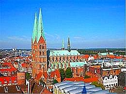 diaporama pps Allemagne partie 10 – Flensburg Kiel et Lübeck