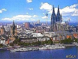 diaporama pps Allemagne partie 14 – Cologne