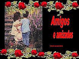 diaporama pps Amigos e amizades