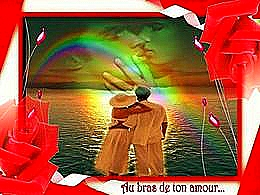 diaporama pps Au bras de ton amour