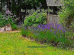 diaporama pps Au jardin de Marithé 2