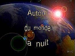 diaporama pps Autour du monde la nuit