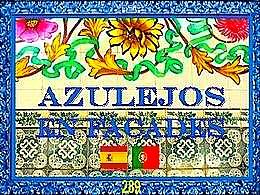 diaporama pps Azulejos en façade