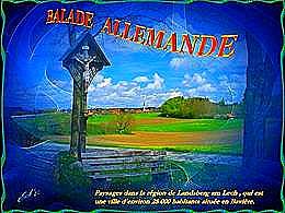 diaporama pps Balade allemande