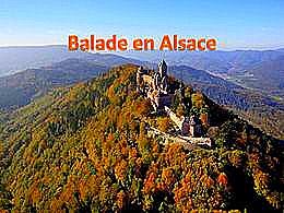 diaporama pps Balade en Alsace