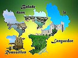 diaporama pps Balade en Languedoc Roussillon 2