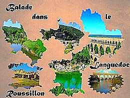 diaporama pps Balade en Languedoc Roussillon 1