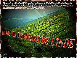 diaporama pps Balade sur les routes de l'Inde