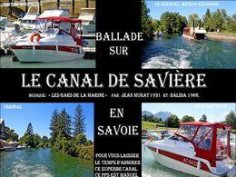 diaporama pps Ballade sur le canal de Savière