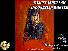 diaporama pps Basuki Abdullah 1915-1993 indonezian painter