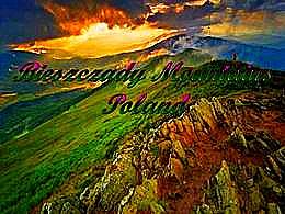 diaporama pps Bieszczady mountains poland