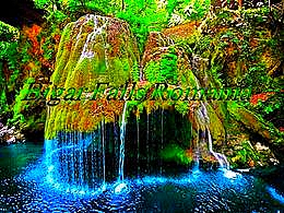 diaporama pps Bigar falls romania