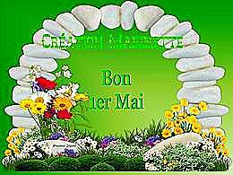 diaporama pps Bon 1er Mai