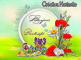 diaporama pps Bonjour le printemps