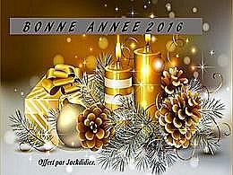 diaporama pps Bonne année 2016