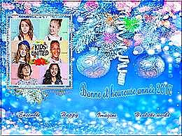 diaporama pps Bonne et heureuse année 2017