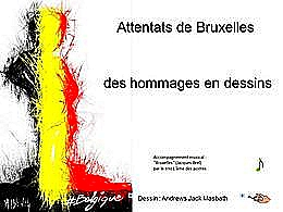 diaporama pps Bruxelles meurtrie
