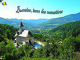 diaporama pps Bucovine terre de monastères