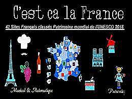 diaporama pps France – Patrimoine mondial de l'Unesco en 2016