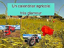 diaporama pps Calendrier agricole