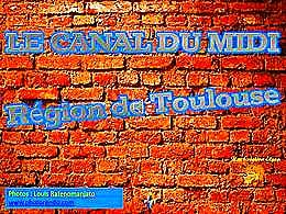 diaporama pps Canal du midi