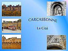 diaporama pps Carcassonne – La cité