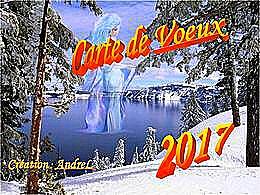diaporama pps Carte de vœux 2017