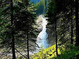 diaporama pps Cascades de Krimml