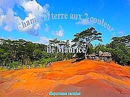 diaporama pps Chamarel terre aux 7 couleurs