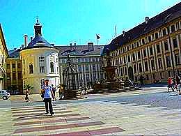 diaporama pps Château de Prague