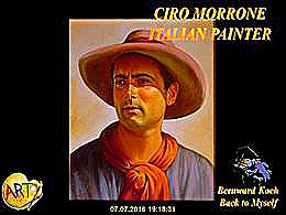 diaporama pps Ciro Morrone 1956 italian painter