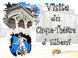 diaporama pps Cirque-Théâtre d'Elbeuf