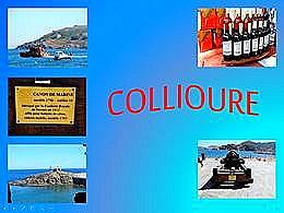 diaporama pps Collioure