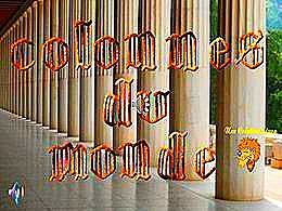 diaporama pps Colones du monde