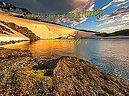 diaporama pps Contrées sauvages de Norvège