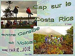 diaporama pps Cap sur le Costa Rica 2ème volet