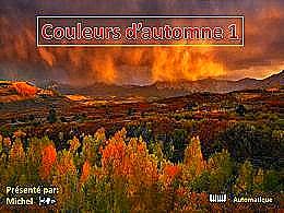 diaporama pps Couleurs d'automne 1