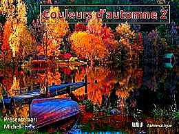 diaporama pps Couleurs d'automne 2