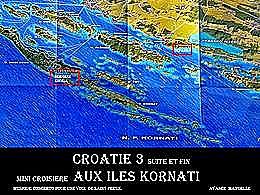 diaporama pps Croatie 3 – Iles Kornati