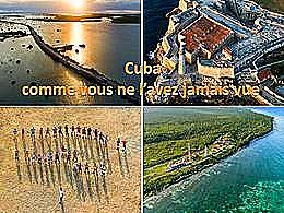 diaporama pps Cuba comme vous ne l'avez jamais vue