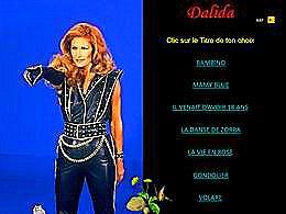 diaporama pps Dalida I