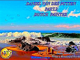 diaporama pps Daniel Van der Putten dutch painter 2