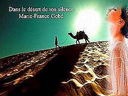 diaporama pps Dans le désert de ton silence