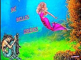 diaporama pps De belles sirènes
