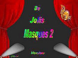 diaporama pps De jolis masques II