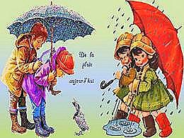 diaporama pps De la pluie aujourd'hui
